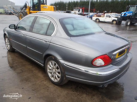 Jaguar X-Type, 2003m.