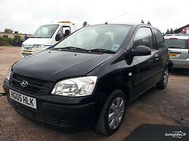 Hyundai Getz 2004 m. dalys