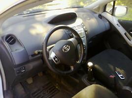 Toyota Yaris II 2008 m. dalys