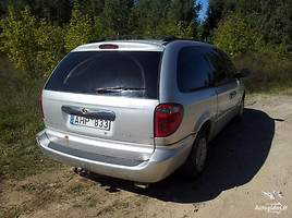 Chrysler Grand Voyager III, 2001г.