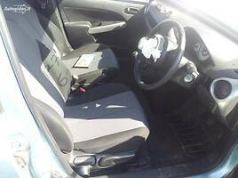 Mazda 2 II 2008 m. dalys