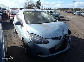 Mazda 2 II Hečbekas 2008