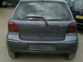 Toyota Yaris I
