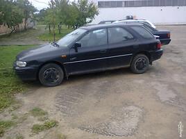 Subaru Impreza GC, 1995m.