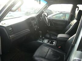 Mitsubishi Pajero IV 2007 m. dalys