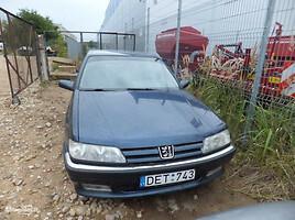 Peugeot 605 1995 y. parts