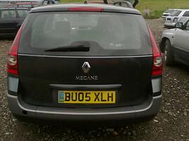 Renault Megane II 2006 m. dalys