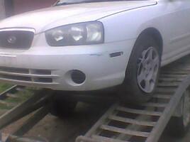Hyundai Elantra Sedanas 2003