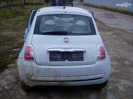 Fiat 500 2010 m dalys