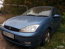 Ford Focus Mk1, 2002m.