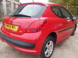 Peugeot 207 2006 m. dalys