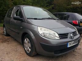 Renault Scenic II  Минивэн