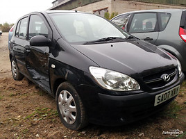 Hyundai Getz 2007 m. dalys