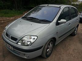 Renault Scenic I 2000 m. dalys
