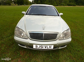 Mercedes-Benz S Klasė   Седан