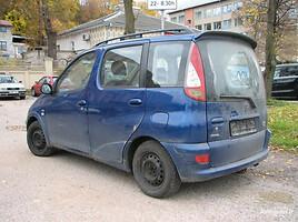 Toyota Yaris Verso   Vienatūris