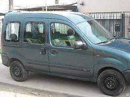 Renault Kangoo I TDI 1999 m. dalys