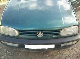 Volkswagen Golf III TDI 66KW Coupe