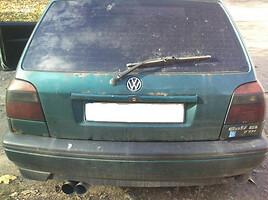Volkswagen Golf III TDI 66KW 1994 m. dalys