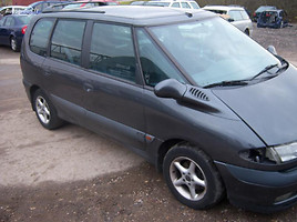 Renault Espace III, 1999m.