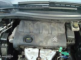 Citroen C4 I engine RFJ  2005 m. dalys