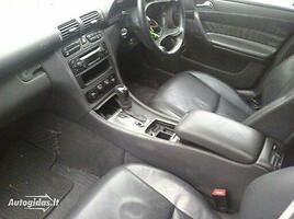 Mercedes-Benz C 220 W203 2002 y. parts