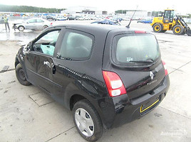 Renault Twingo 2009 m. dalys