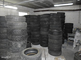 Volvo R15 steel stamped  rims