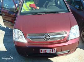 Opel Meriva I iš vokietijos Vienatūris