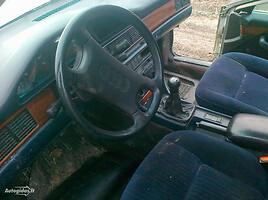 Audi 100 C3 Turbo Quattro 1989 m. dalys