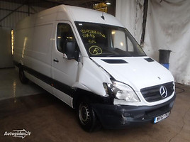Mercedes-Benz Sprinter III 313CDI  2012 г. запчясти