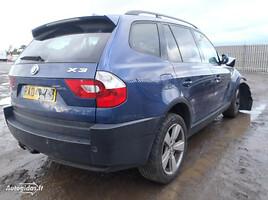 Bmw X3 E83 2005 m. dalys