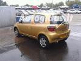 Toyota Yaris I 2001 y. parts