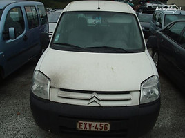 Citroen Berlingo I  Commercial auto (with box)