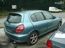 Nissan Almera N16 Europa 2002 m. dalys