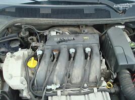 Renault Megane II iš vokietijos 2004 m. dalys