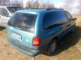 Chrysler Grand Voyager II 1999 г. запчясти