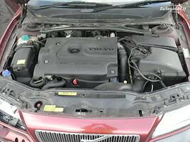 Volvo S80 2001 m. dalys