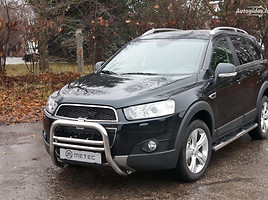 Chevrolet Captiva   Visureigis