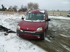 Renault Kangoo I  Фургон