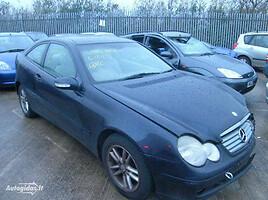 Mercedes-Benz C 220 W203 2002 m. dalys