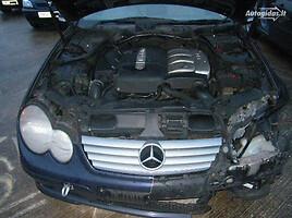 Mercedes-Benz C 220 W203 2002 г. запчясти