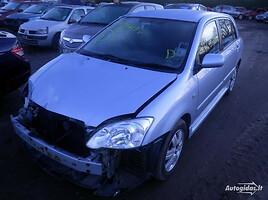 Toyota Corolla E8 Hečbekas 2005