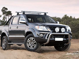 Toyota Hilux   SUV