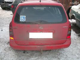 Opel Astra II, 2000y.