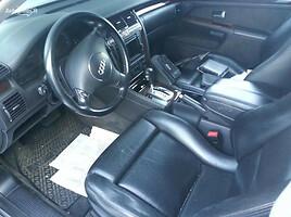 Audi A8 D2 2001 m. dalys