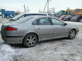 Peugeot 607 2001 m. dalys