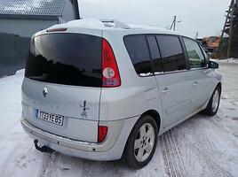 Renault Espace IV, 2005y.