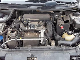 Peugeot 206 2003 m. dalys