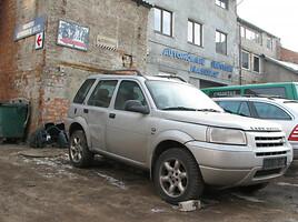 Land-Rover Freelander   Visureigis